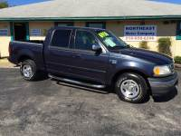 2001 Ford F-150 4dr SuperCrew XLT 2WD Styleside SB