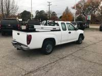 2008 Chevrolet Colorado 4x2 Work Truck Extended Cab 4dr