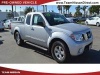 2012 Nissan Frontier SV Pickup