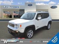 Used 2015 Jeep Renegade Limited 4WD Limited Long Island, NY