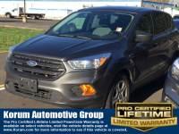 2017 Ford Escape S SUV I-4 cyl