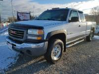 2003 GMC Sierra 2500HD 4dr Extended Cab 4WD LB