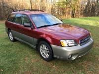 2004 Subaru Outback AWD 4dr Wagon