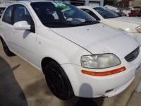 2005 Chevrolet Aveo LS 4dr Sedan