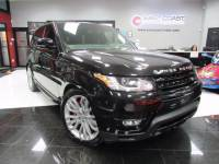2014 Land Rover Range Rover Sport SUPERCHARGED LOADED NAVIGATION PANORAMIC SUNROOF BLUETOOTH