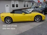 2009 Chevrolet Corvette 2dr Convertible w/2LT
