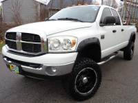 2007 Dodge Ram Pickup 2500 4X4 QUAD CAB CUMMINS 5.9 DIESEL LIFTED LONG BED