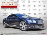 2012 Bentley Continental GT Base Coupe
