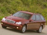 Used 2002 Mercedes-Benz C-Class 4dr Wgn 3.2L Wagon in Houston