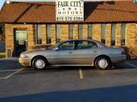 2001 Buick LeSabre Custom 4dr Sedan