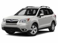 Used 2015 Subaru Forester 2.5i Limited SUV For Sale Grapevine, TX