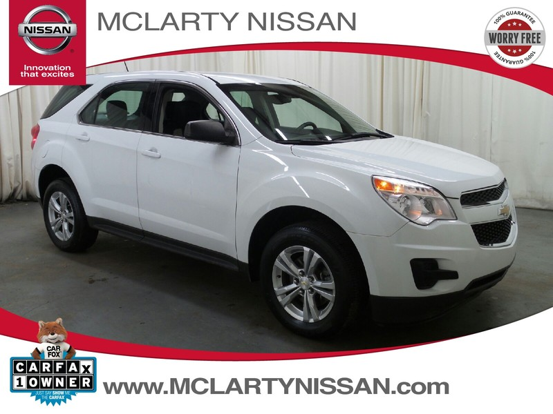 Photo Pre-Owned 2014 CHEVROLET EQUINOX LS Front Wheel Drive Sport Utility Vehicle