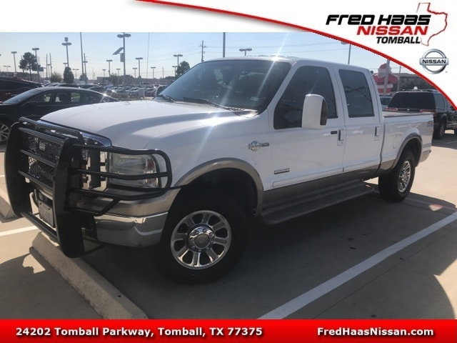 Photo 2006 Ford F-250 Truck Crew Cab 4x2 King Ranch