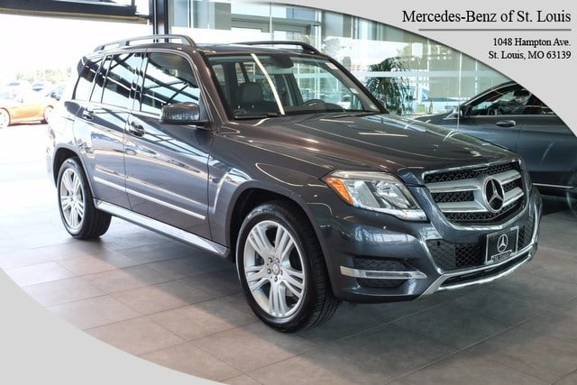 Photo Pre-Owned 2014 Mercedes-Benz GLK 350 4MATIC SUV For Sale St. Louis, MO
