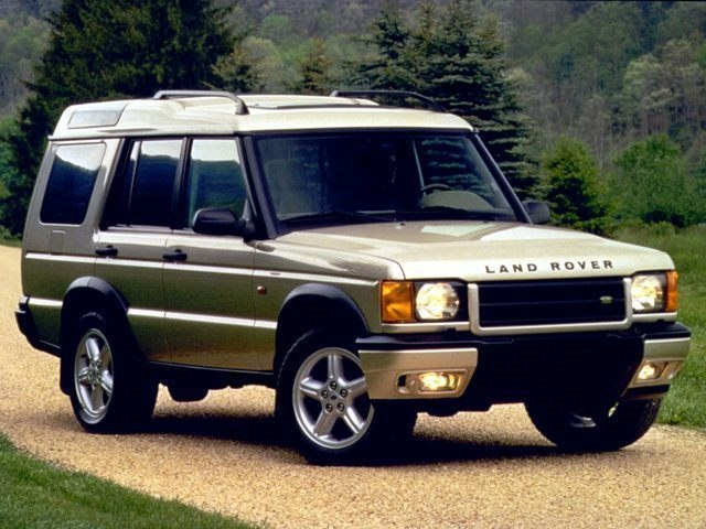 Photo Used 1999 Land Rover Discovery Series II SUV in Miami