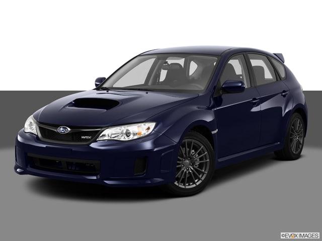 Photo Used 2014 Subaru Impreza WRX Sedan  Greenville, NC