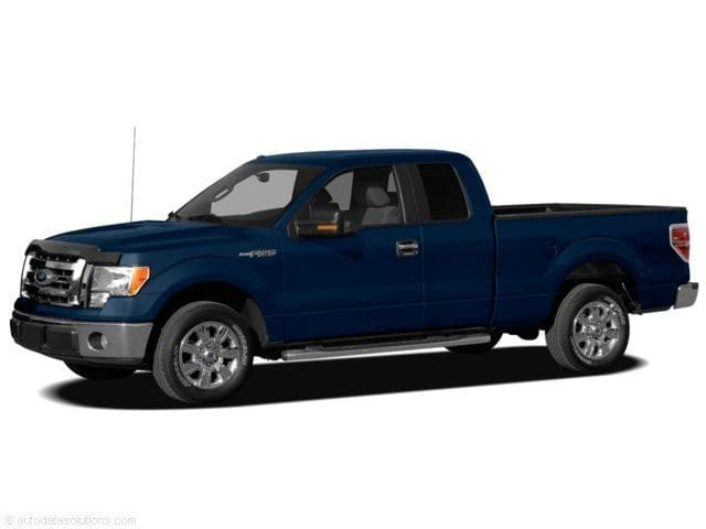 Photo Used 2011 Ford F-150 For Sale  CT