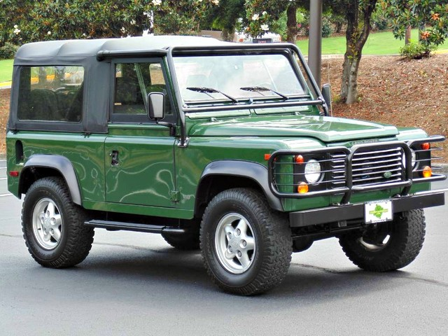 Photo 1995 Land Rover Defender 90 Soft Top