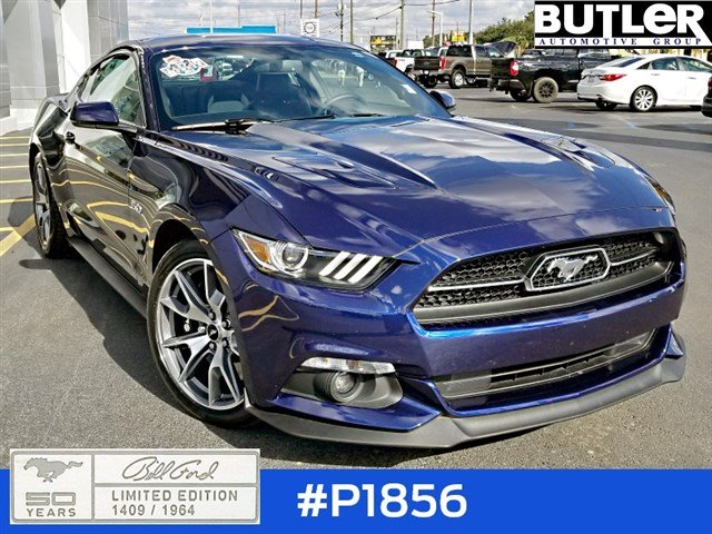 Photo 2015 Ford Mustang GT 50 Years Limited Edition 2dr Car