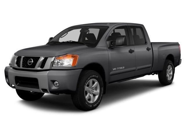 Photo Used 2014 Nissan Titan For Sale  Pulaski VA