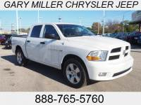 2012 Ram 1500 ST 4x4 Crew 5.7ft Truck Crew Cab For Sale in Erie PA