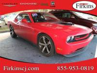 Used 2014 Dodge Challenger R/T Coupe For Sale in Bradenton