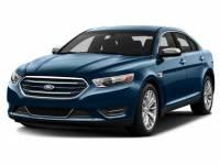2016 Ford Taurus Limited Sedan V-6 cyl