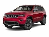 2017 Jeep Grand Cherokee Limited 4x4 SUV V-6 cyl