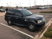 Pre-Owned 2006 Land Rover Range Rover Sport Supercharged With Navigation & 4WD