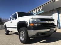2002 Chevrolet Silverado 2500HD LT Ext. Cab Short Bed 4WD