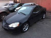 2002 Acura RSX 2dr Hatchback w/Leather