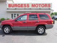 2002 Jeep Grand Cherokee Laredo Sport 4x4 w leather - sunroof - NICE