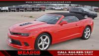 Used 2015 Chevrolet Camaro SS Convertible For Sale in Fort Worth TX