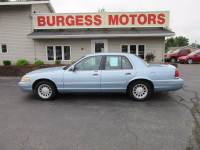 2000 Ford Crown Victoria LX 4dr - clean inside/out - smooth