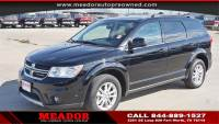 Used 2017 Dodge Journey SXT SXT AWD For Sale in Fort Worth TX