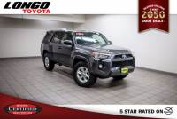 Certified Used 2016 Toyota 4Runner RWD V6 SR5 in El Monte