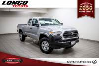 Certified Used 2016 Toyota Tacoma SR Access Cab 2WD I4 Automatic in El Monte