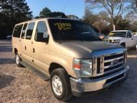 2011 Ford E-Series Wagon E-350 SD XLT 3dr Passenger Van