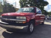 2001 Chevrolet Silverado 1500 4dr Extended Cab LS 2WD SB