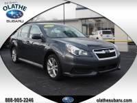 Used 2014 Subaru Legacy 2.5i For Sale in Olathe, KS near Kansas City, MO