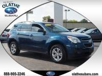 Used 2010 Chevrolet Equinox LT For Sale in Olathe, KS near Kansas City, MO