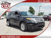 Used 2014 Ford Explorer XLT For Sale in Olathe, KS near Kansas City, MO