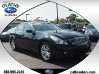 Used 2013 INFINITI G37 X For Sale in Olathe, KS near Kansas City, MO