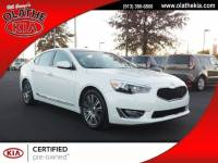 Certified Pre Owned 2015 Kia Cadenza in Olathe, KS