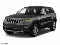 Used 2015 Jeep Grand Cherokee 4x2 Limited SUV in Greenville