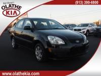 Used 2009 Kia Rio For Sale in Olathe, KS near Kansas City, MO