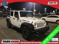Certified Used 2016 Jeep Wrangler Unlimited Rubicon 4x4 SUV in Toledo