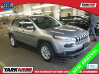 Certified Used 2015 Jeep Cherokee Latitude 4x4 SUV in Toledo