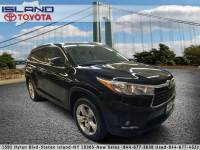 Certified Pre-Owned 2015 Toyota Highlander AWD 4dr V6 Limited All Wheel Drive SUV