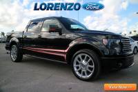 Pre-Owned 2011 Ford F-150 Harley-Davidson Supercrew With Navigation